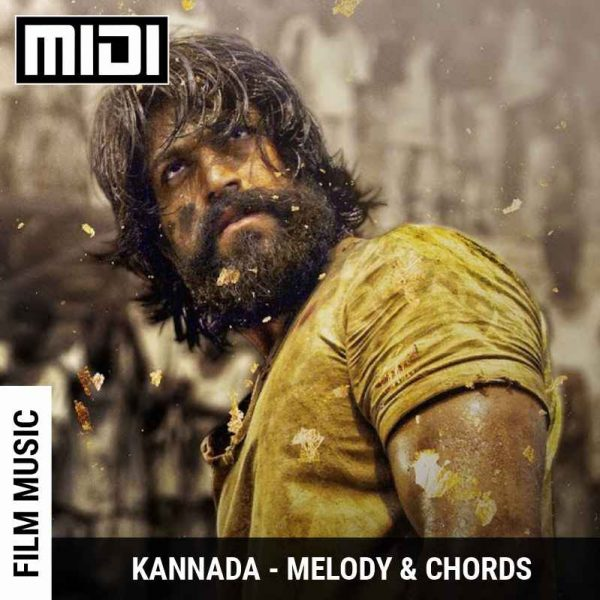 KGF Collection (Ravi Basrur) | Tabs | Sheet | Midi | Notes | Chords | GSS School of Music