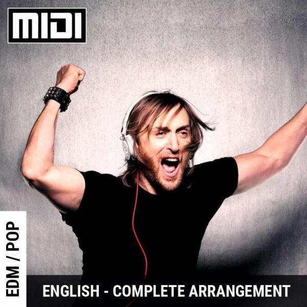 Titanium (David Guetta ft Sia) | Tabs | Sheet | Midi | Notes | Chords | GSS School of Music